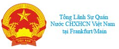 Tổng Lãnh Sự Quán nước CHXHCN Việt Nam tại Frankfurt/Main